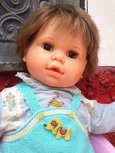 Boneca Antiga Cheirinho Da Estrela - R$ 180,00 no MercadoLivre