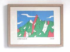 Chamonix. Magali Brueder