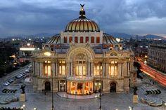 México: Palácio de Belas Artes