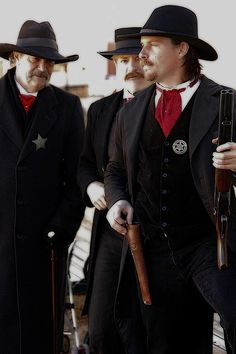 Earp Brothers by Robb Rezak
