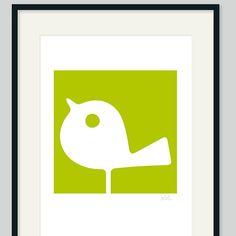 print & pattern: WALL ART - imaginary press
