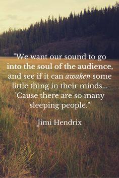 Jimi Hendrix quote <3                                                                                                                                                                                 More