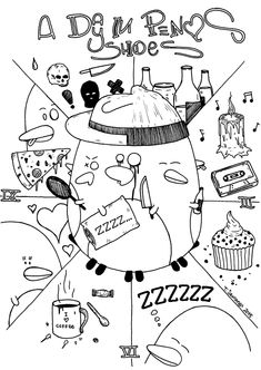 Pena The Unholy - Comics - Cute Penguins - Dark Art Illustrations - Horror - Dark Humor Dark Art Illustrations, Illustration Art, Cute Penguins, Comic Art, Horror, Drama, Relationship, Comics, Gallery