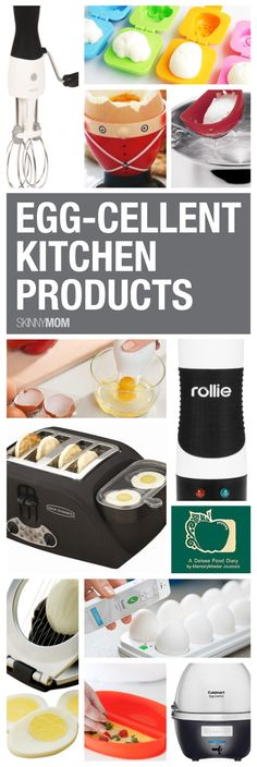 You are going to want to get some of these products! They are egg-cellent!