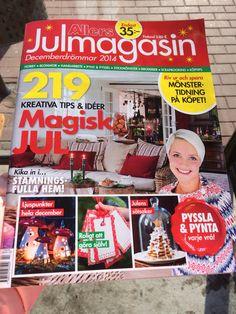 Har hittat årets första svenska jultidning idag