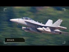 Boeing - EA-18G Growler Airborne Electronic Attack Aircraft [720p] - YouTube