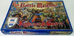 Battle Masters Fantasy Game 1992 MB 90% Complete, Hero Quest, Games Workshop | eBay