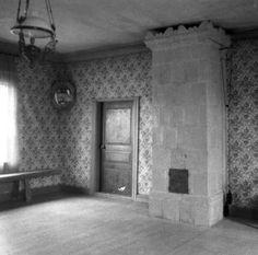 Tyrvää Paavin talo, uuni 1800-l