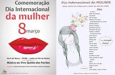 Campomaiornews: 8 de Março, Dia Internacional da Mulher com inicia...