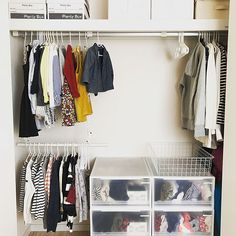 Wardrobe Storage, Wardrobe Rack, House Rooms, Organization, Closet, Furniture, Home Decor, Organize, Bathroom