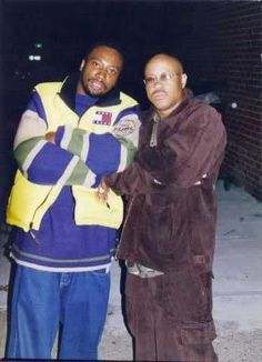 These are not DJs but I had to give a shout out to two of Hip Hop's Legends. O.D.B and Guru. R.I.P!!!!!