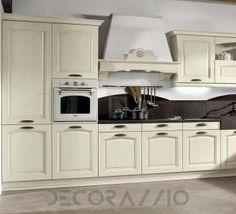 #kitchen #design #interior #furniture #furnishings  комплект в кухню Arredo3 Emma, AEAB