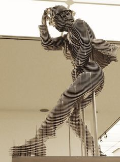 ★ ✯✦⊱ ❤️ ⊰✦✯ ★ Sliced Steel  Nut Sculptures by Park Chan-girl ★ ✯✦⊱ ❤️ ⊰✦✯ ★