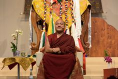 His Holiness the Gyalwang Karmapa Ogyen Trinley Dorje is the head of the 900 year old Karma Kagyu Lineage and guide to millions of Buddhists around the world.