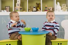 Have Twins? 10 Tips for Easier Potty Training