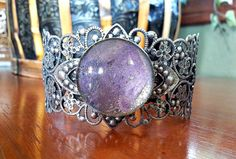 Hey, I found this really awesome Etsy listing at https://www.etsy.com/listing/266988760/filigree-cuff-bracelet-with-color