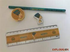 papeterie egypte ancienne nefertiti Egyptian Party, Bleu Turquoise, Products, Scouts, Paper Mill, Pencil Sharpener, Children, Gadget