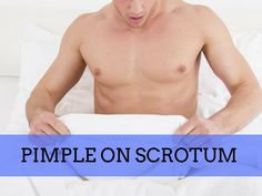 Learn about the main causes of pimple on scrotum and testicles and see the lists of trustworthy home remedies to treat all kinds of those pimples. How To Treat Pimples, How To Get Rid Of Pimples, How To Treat Acne, Clear Skin Face, Face Skin, Skincare For Combination Skin, Pimples On Forehead, Pimples Under The Skin