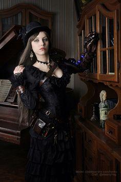 Steampunk by Allsteam.deviantart.com on @DeviantArt