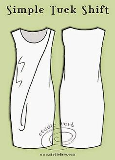 well-suited: Pattern Puzzle - Simple Tuck Shift