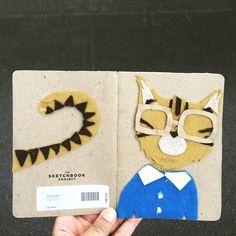 Sketchbook by Kelsey Amentt