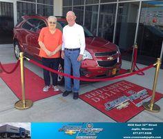 #HappyBirthday to Joe Marshell from Phillip Burnette at Crossroads Chevrolet Cadillac!
