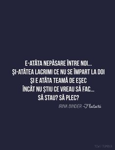 Daca raman, mai am pentru cine? Strong Words, Timeline Photos, Be Yourself Quotes, Motto, Type 1, Sayings, Books, Random Thoughts, Facebook