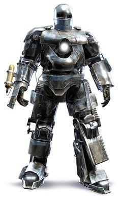 iron man primer traje - Buscar con Google