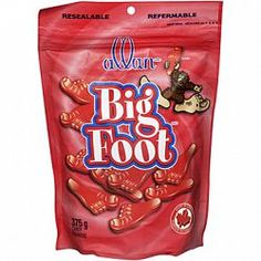 Hobbit Feet for in the goody bags