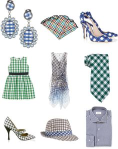 Phi-Style: Gingham Details < summer!!