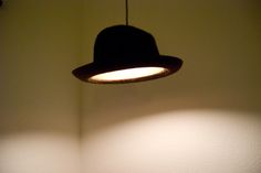 Day 220: Guest Post – Hat Lamp