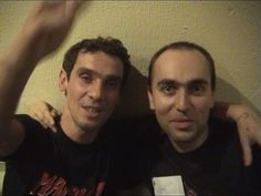 Manu Chao and Vesko Kountchev