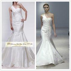 Custom Made Vera Wang Wedding Dress 2013   eBay