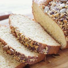 Keto Almond & Psyllium Bread | Honest to Goodness