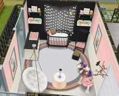 Sims Free Play, Play Sims, Casas The Sims Freeplay, Sims Freeplay Houses, Sims 4 Modern House, Sims 4 House Design, Sims 4 Family, Sims 4 House Plans, The Sims 4 Packs
