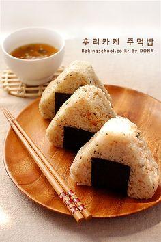 후리카케 주먹밥