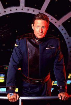 """Captain John Sheridan (Babylon 5) Commanding Officer, Babylon 5. """"Never start a fight, but always finish it."""""""
