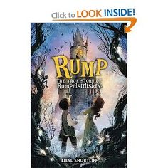 rumpelstiltskin is good, doesn't know full name has to find it, spinning straw to gold becomes a curse kind of like in ella enchanted Books To Read, My Books, Fractured Fairy Tales, Ella Enchanted, Rumpelstiltskin, Chapter Books, He Is Able, Children's Literature, Read Aloud