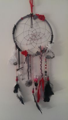 A dream catcher for a 12 year old boy.