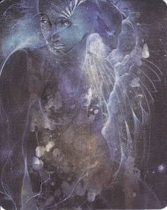 Demeter in The Goddesses Knowledge Cards by Susan Seddon Boulet&Michael Babcock