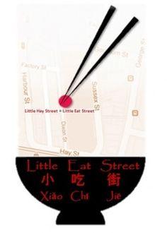 Little Eat Street-Asia on your doorstep (Good Food Month) Good Food, Asia, Street, Eat, Clean Eating Foods, Walkway, Eat Right, Yummy Food