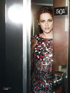 ☆ Kristen Stewart | Photography by Benoit Peverelli | For Obsession Magazine France | September 2014 ☆