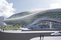airport facade - Penelusuran Google
