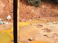 minería, artesanal, contaminación