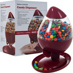 Chef Buddy Motion-activated Candy Dispenser