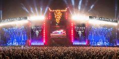 Wacken Open Air 2018 Telekom Magenta Musik 360 Air Festival, Rock Festivals, Rock N Roll, Magenta, Goals, Metal, Wacken Open Air, Concerts, Musik