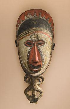 Spirit Figure. Papua New Guinea, East Sepik Province, Southern Abelam or Boiken People
