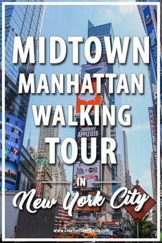 Midtown Manhattan Walking Tour