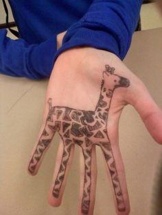 Giraffff!