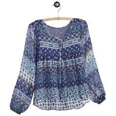 Prairie Peasant Blouse - Women's Clothing, Unique Boutique Styles & Classic Wardrobe Essentials